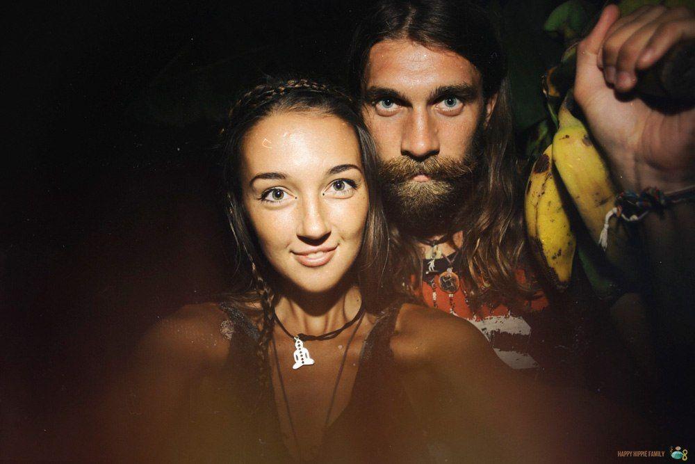 Андрю и Тина: «Мы упаковали свою жизнь в четыре рюкзака»