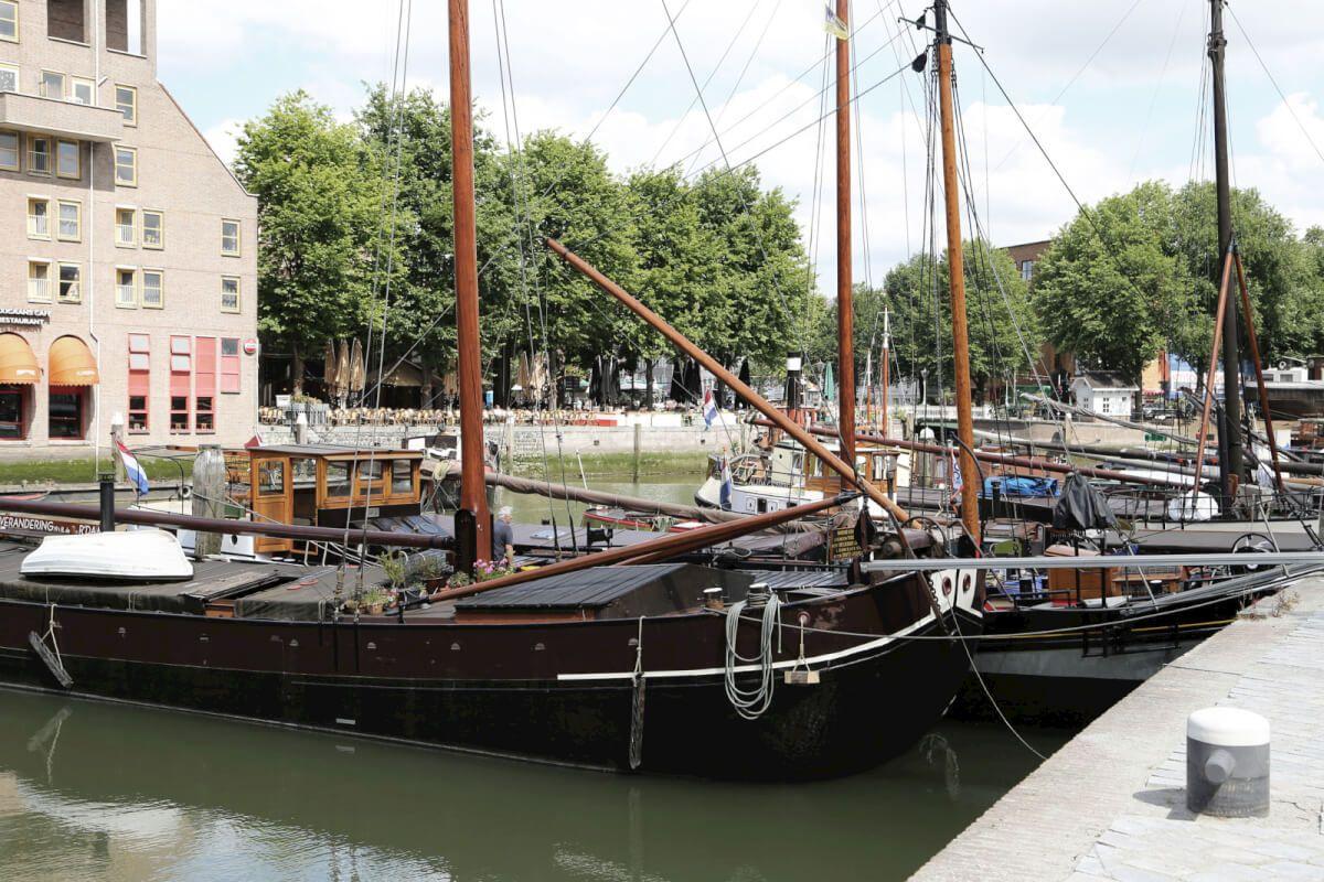 Где остановиться в Роттердаме