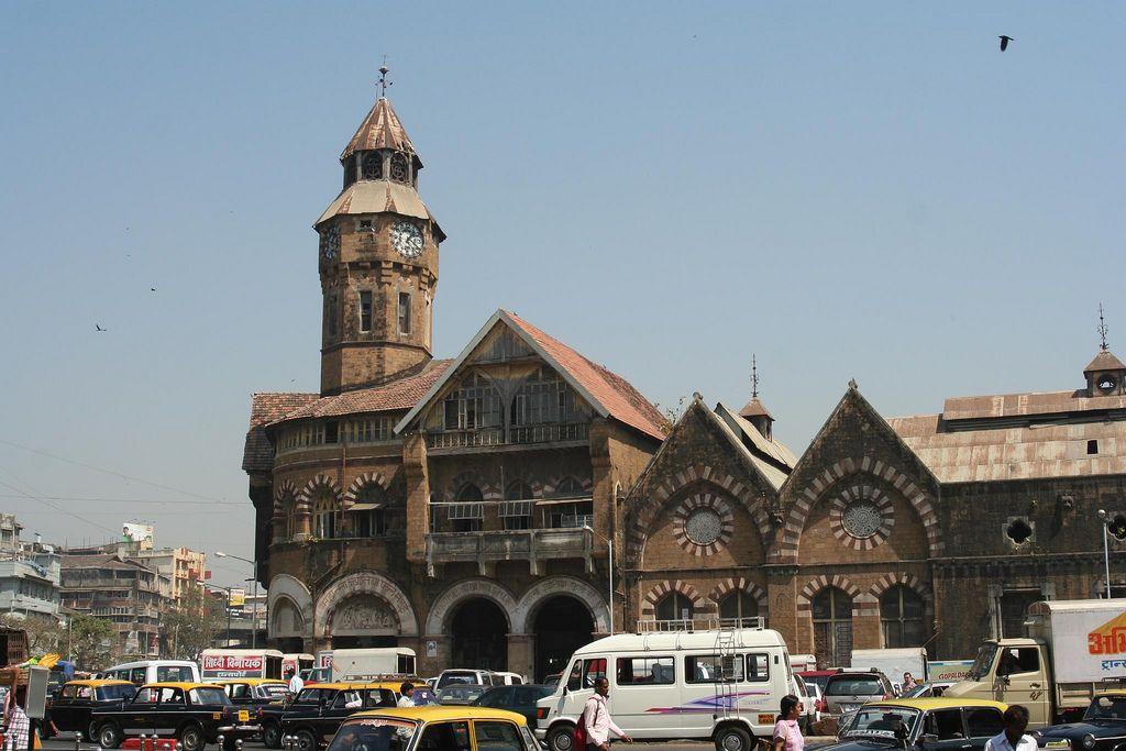Рынок Кроуфорд, Индия