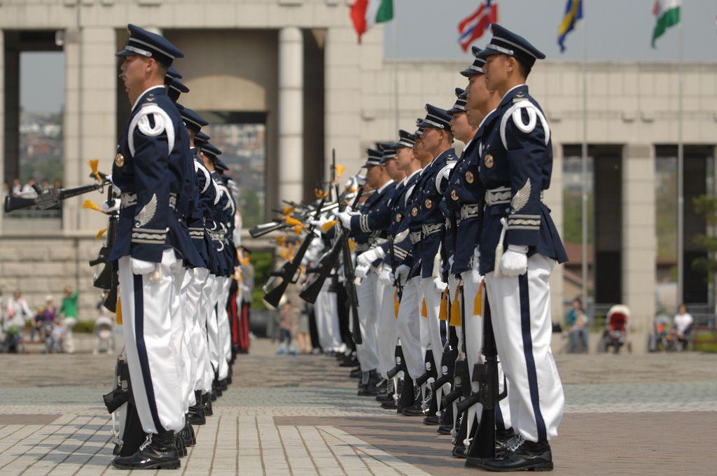 Военный мемориал республики Кореи