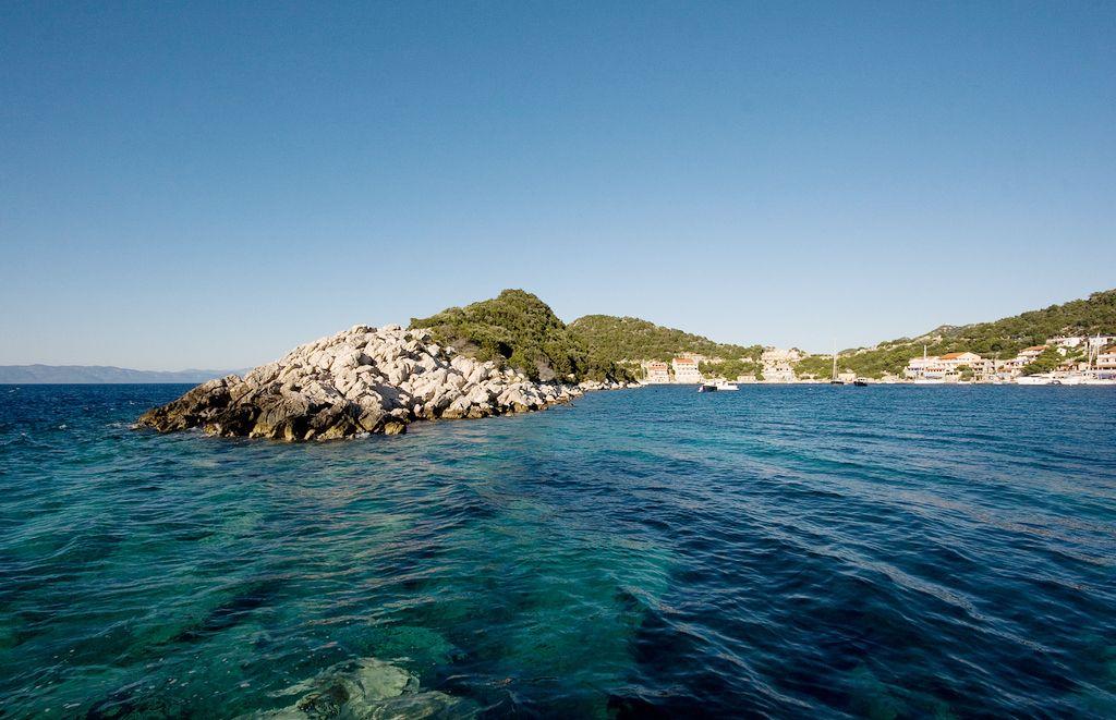 Ластово Хорватия