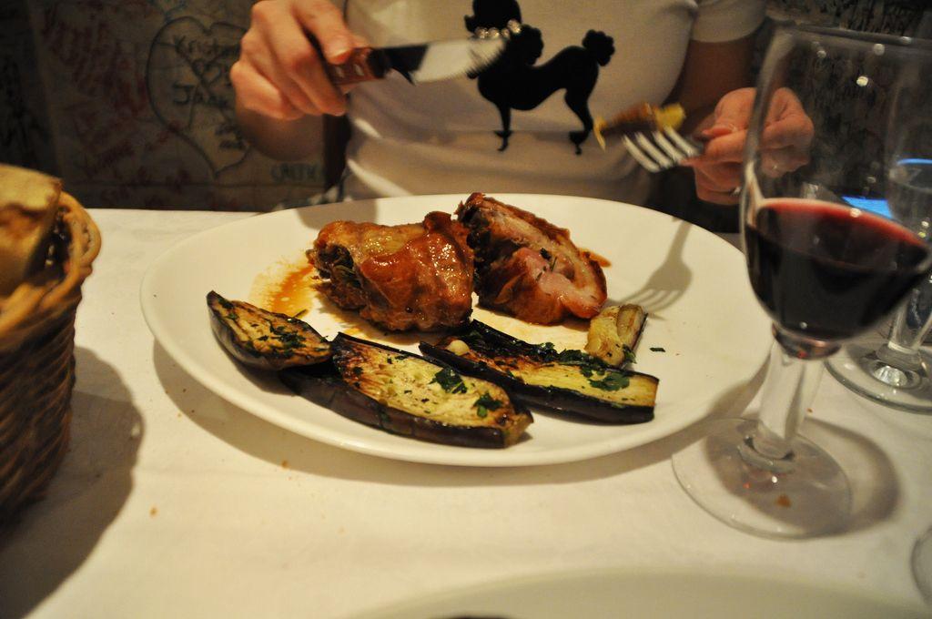 Недорогие рестораны Рима