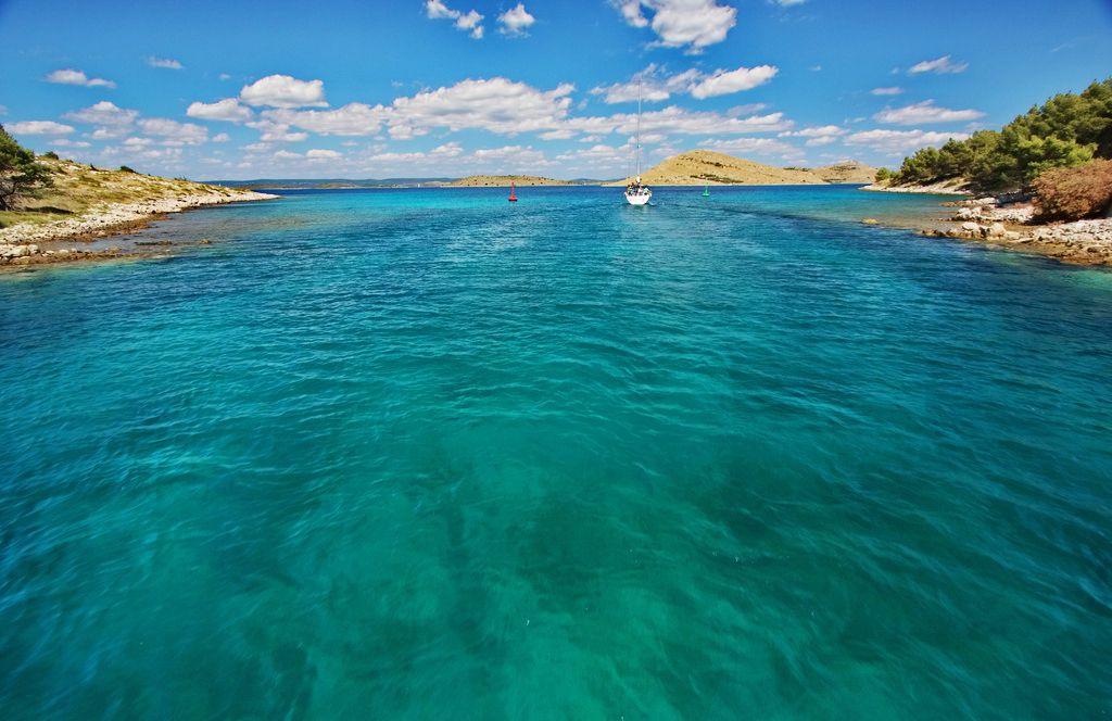 Остров Дуги-Оток Хорватия