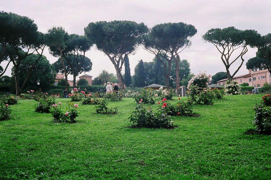Розарий в Риме