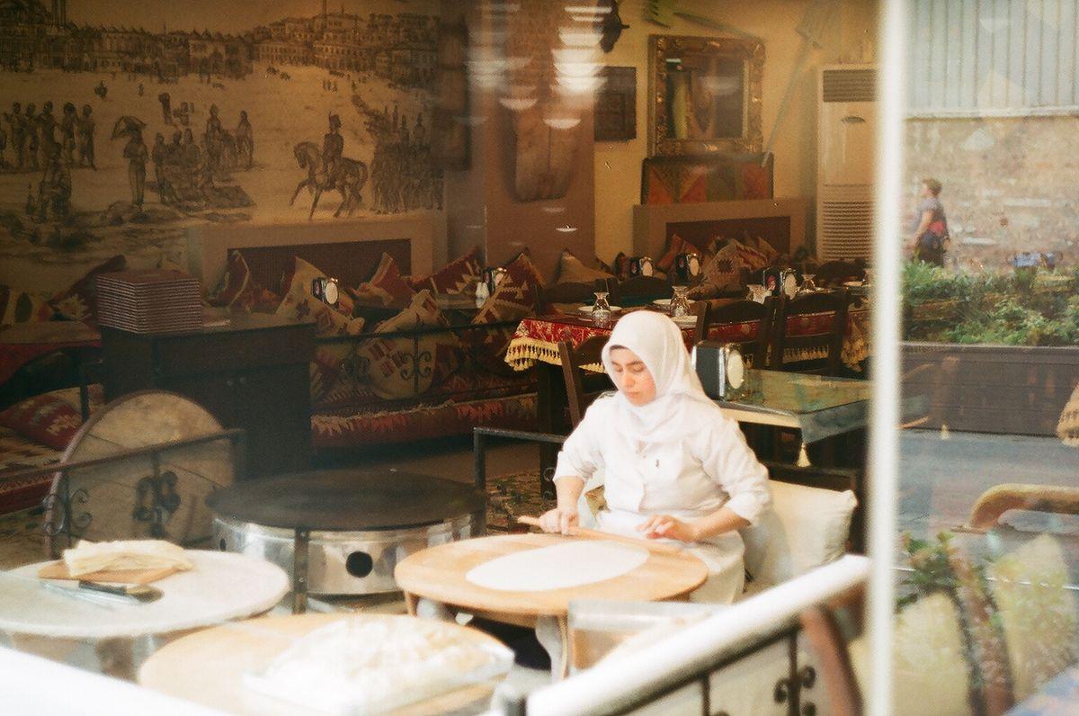 Женщины Стамбула