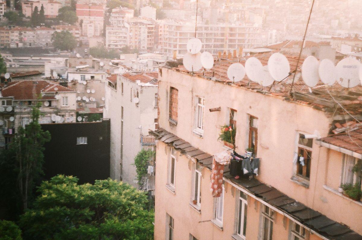 Стамбул на рассвете