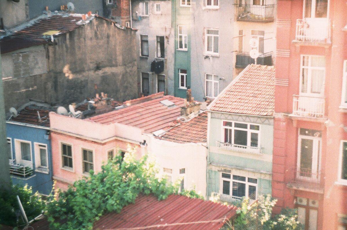 Стамбул наа рассвете