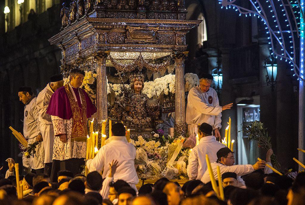 Праздник святой Агаты