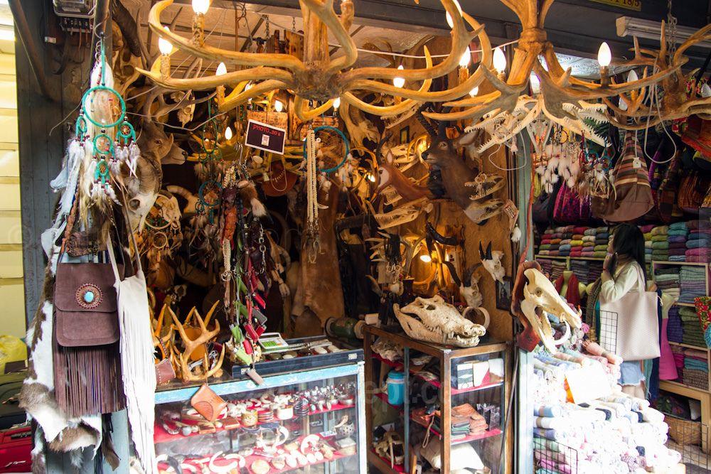 Рынок выходного дня Чатучак, Таиланд