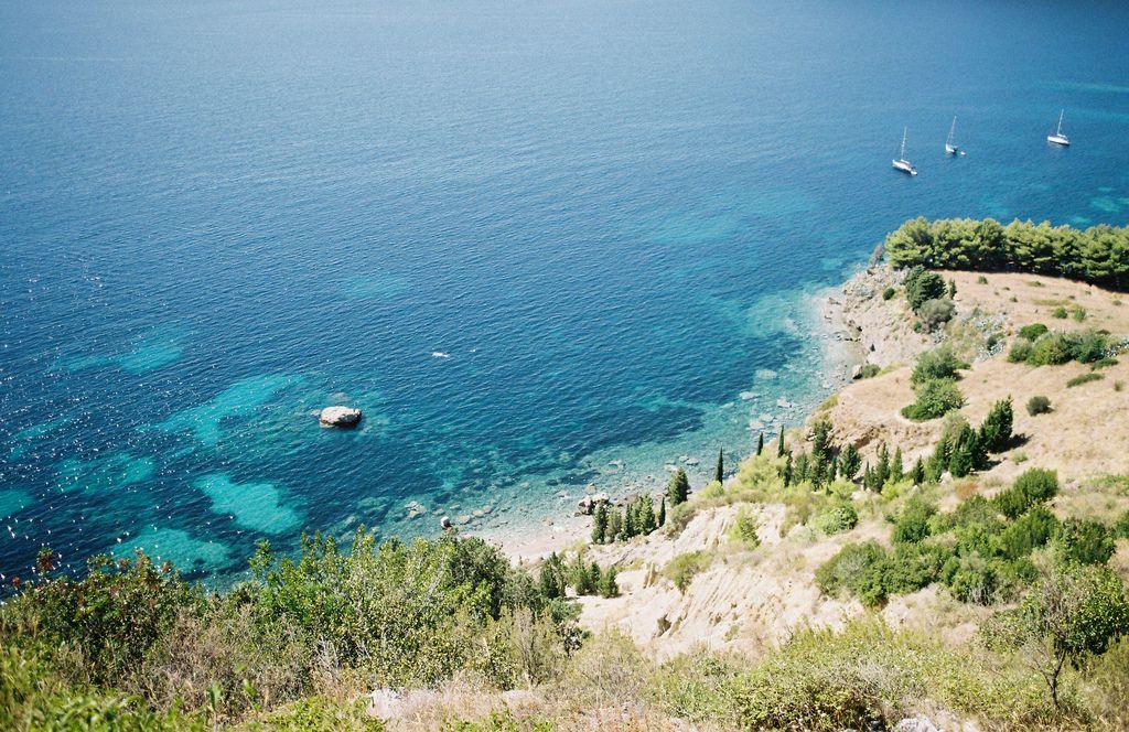 Остров Вис Хорватия