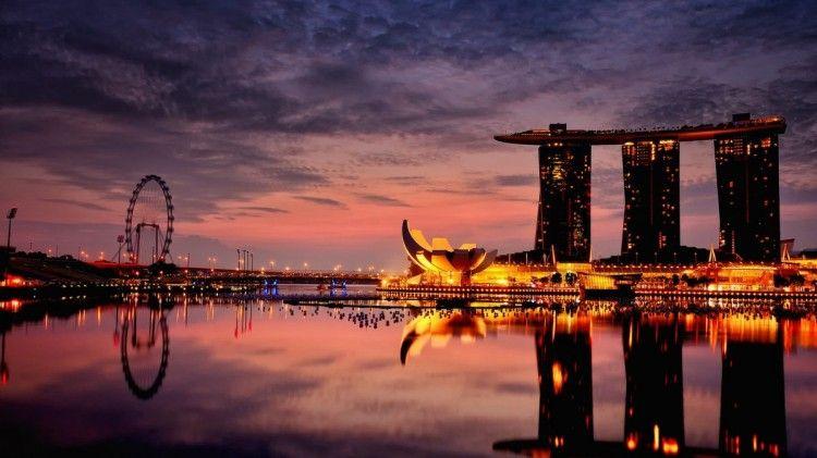 перелет в индонезию или сингапур
