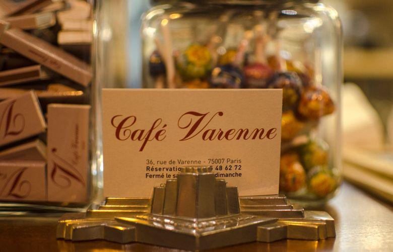 Кафе Веренне