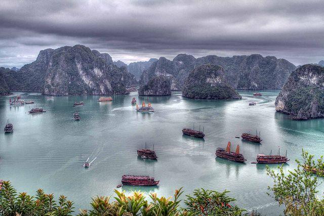 Самые интересные острова Вьетнама