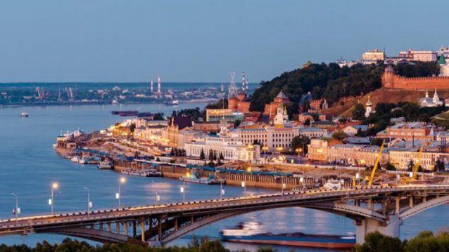 Weekend в Нижнем Новгороде: открываем города России