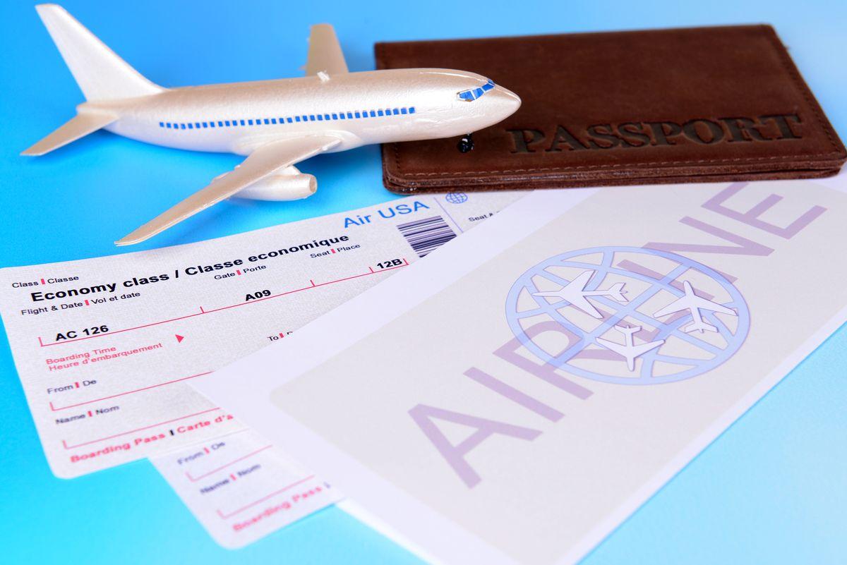 Как оформить визу без покупки билетов на самолет