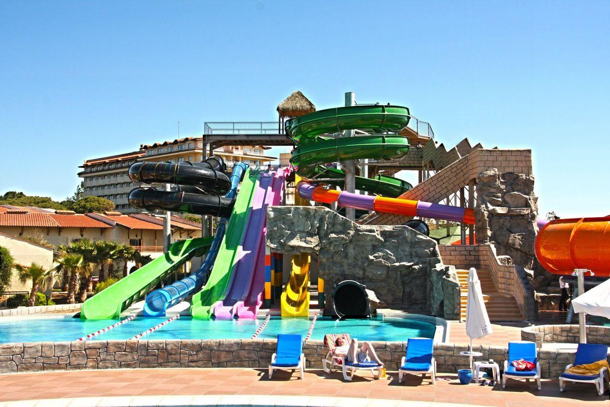 Топ-5 лучших отелей Турции для отдыха с детьми