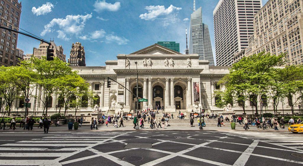 Нью-Йорк для киноманов: 5 обязательных к посещению мест для любителей фильмов