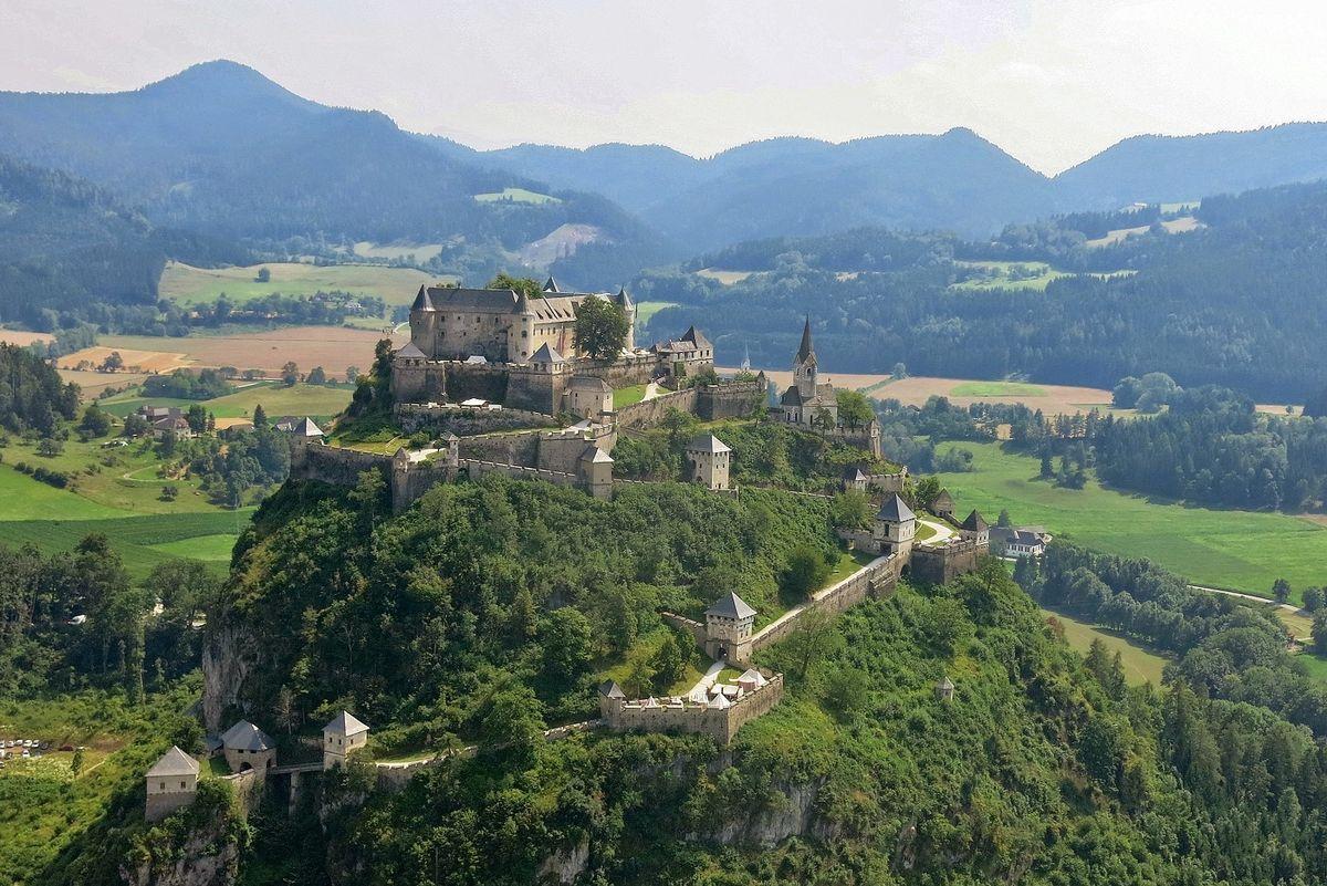 Топ-5 лучших мест Австрии, обязательных к посещению.