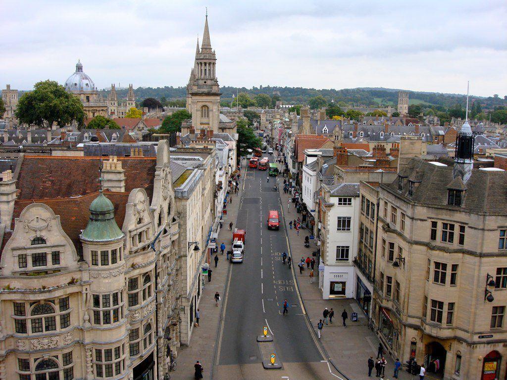 Топ-5 лучших маленьких городов для требовательного путешественника