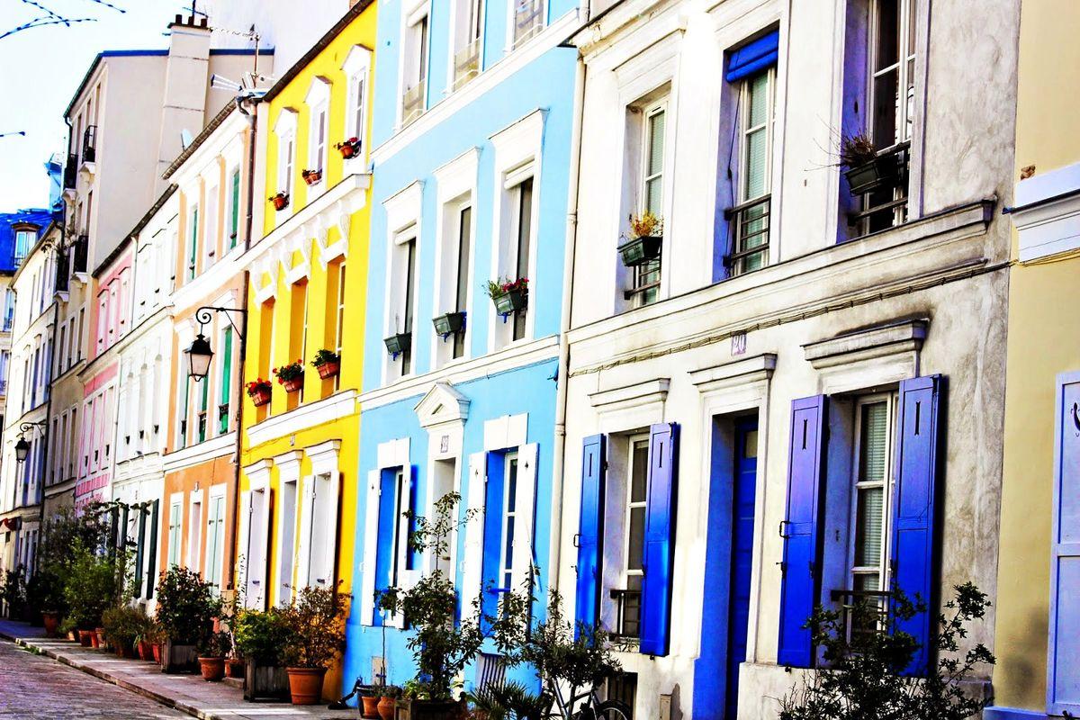 Что стоит увидеть хотя бы раз: топ-5 самых ярких улиц мира