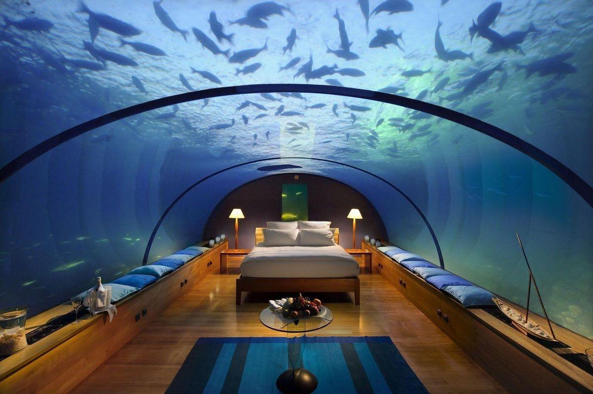 Необычные отели мира: куда отправиться за незабываемыми впечатлениями