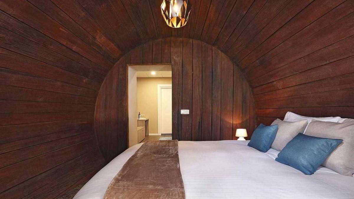 Самые удивительные и труднодоступные: топ-5 отелей мира