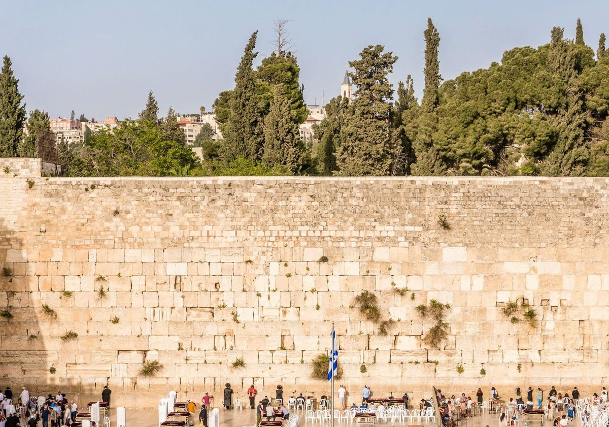 Фон для фото в Инстаграм: 8 самых необычных стен мира