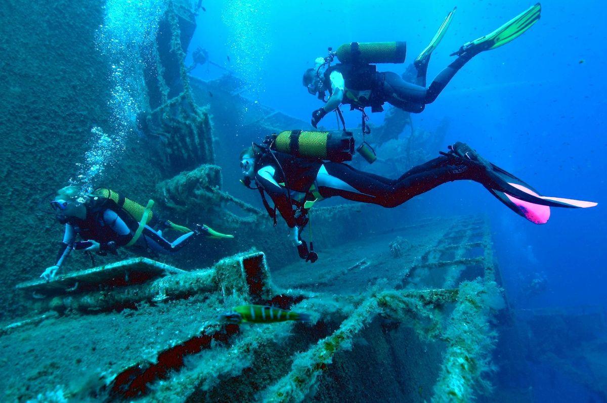 Лучшие места для дайвинга: топ-10 удивительных мест для подводного плавания