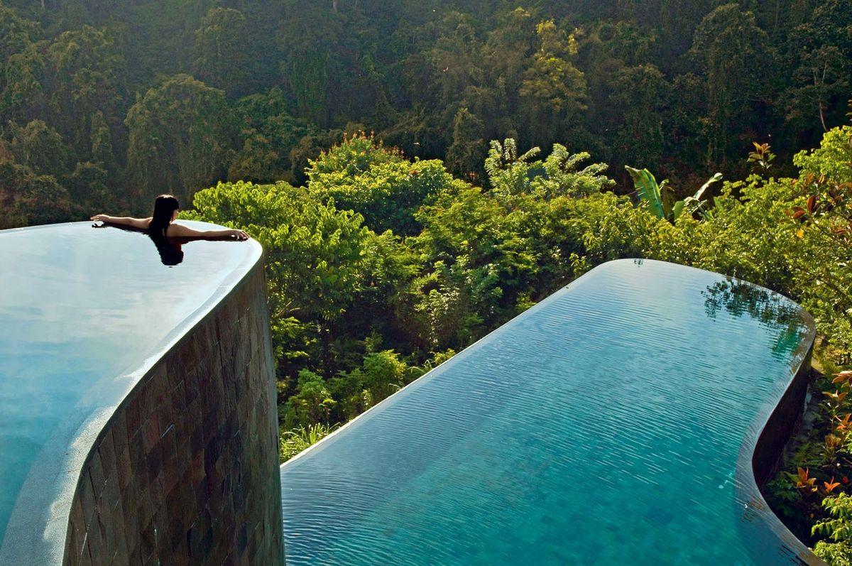 Просто добавь воды: топ-7 самых впечатляющих бассейнов в мире