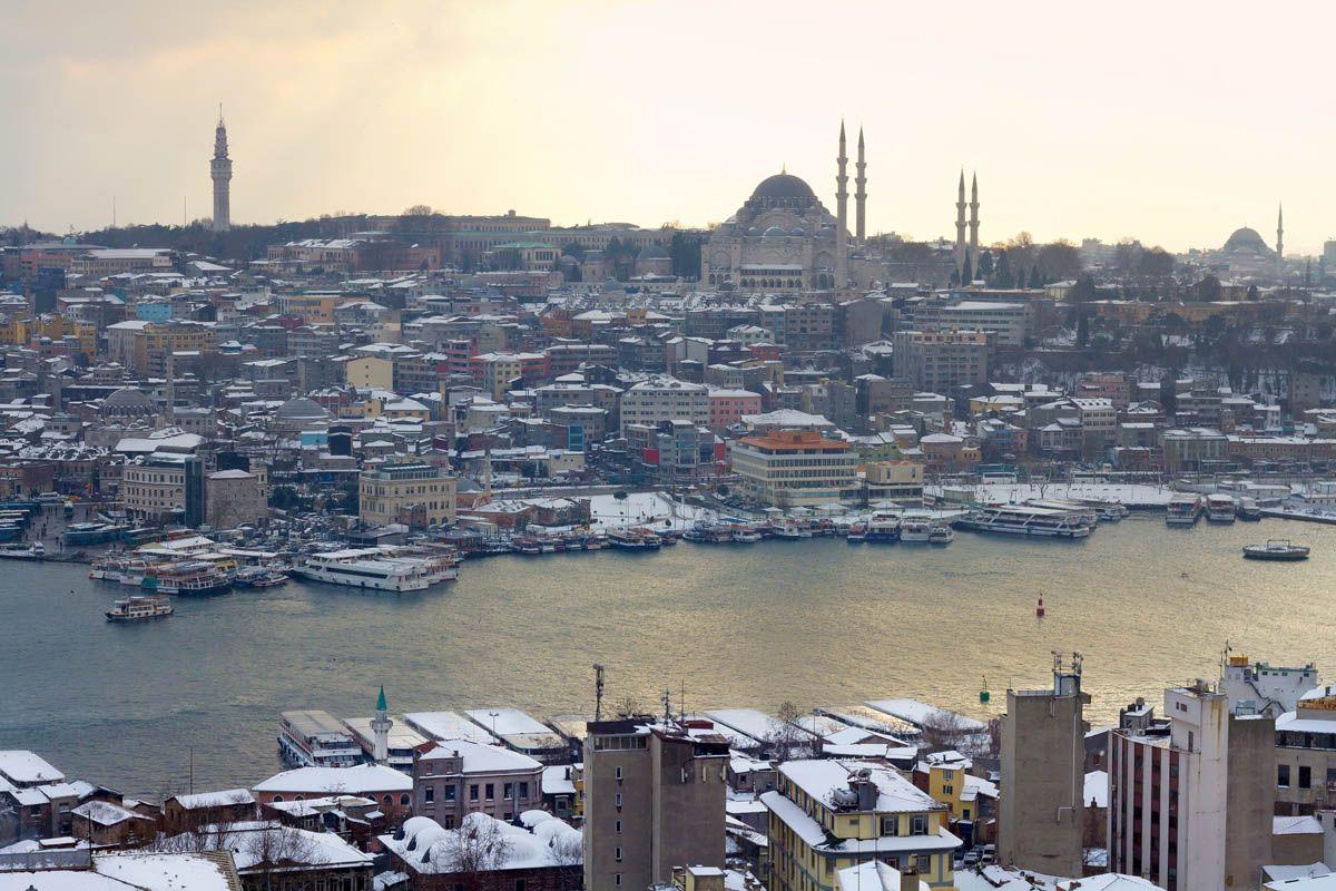 Отдых в Стамбуле зимой и летом: дешевые рейсы из Москвы