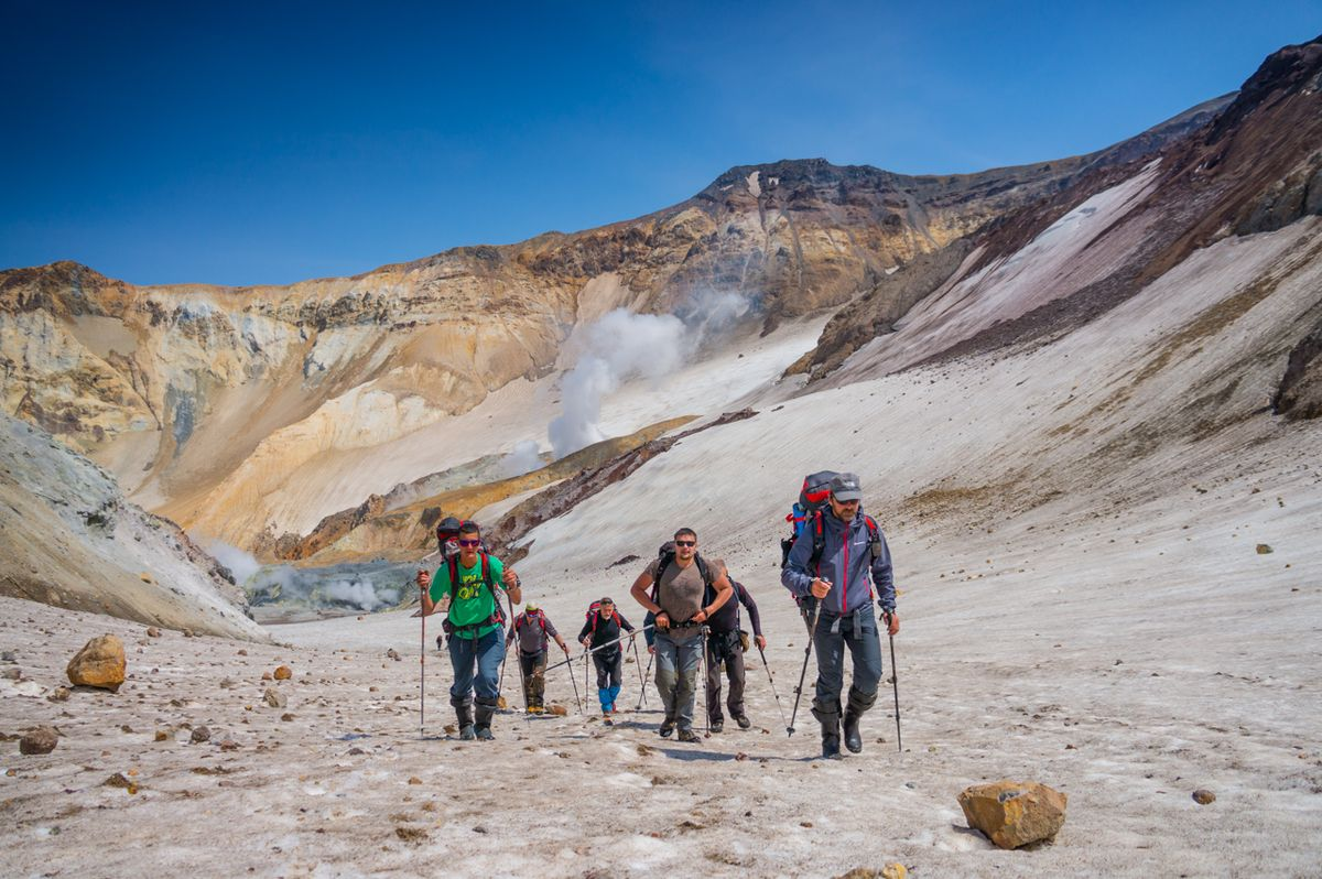 Лучшие направления российского горного туризма в 2019 году