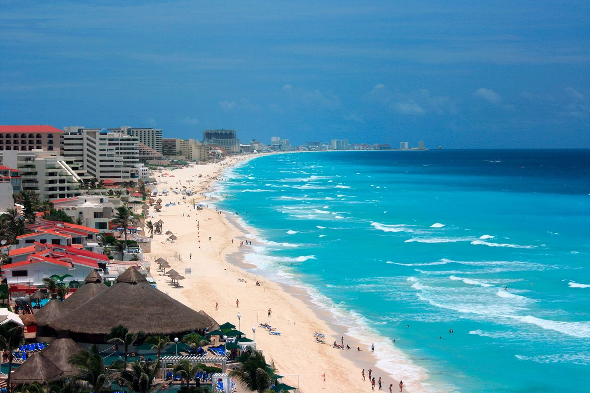 Советы туристам, решившим посетить мексиканский Канкун