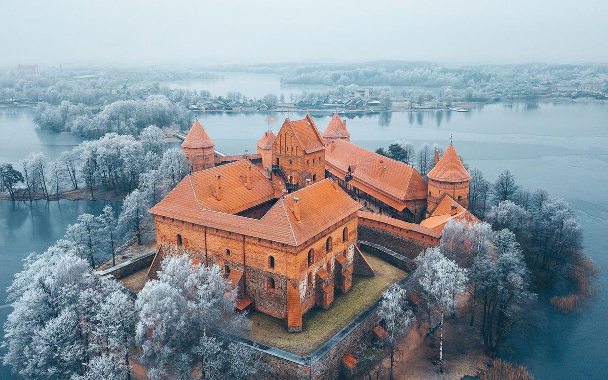Чем удивит Прибалтика: топ-5 самых интересных туристических мест