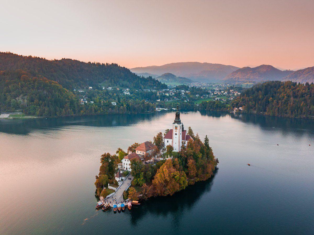 Топ-5 лучших европейских мест, где стоит побывать хотя бы однажды