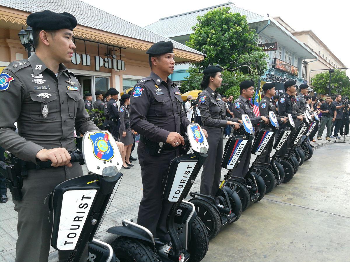 Топ-5 фактов о туристической полиции Таиланда