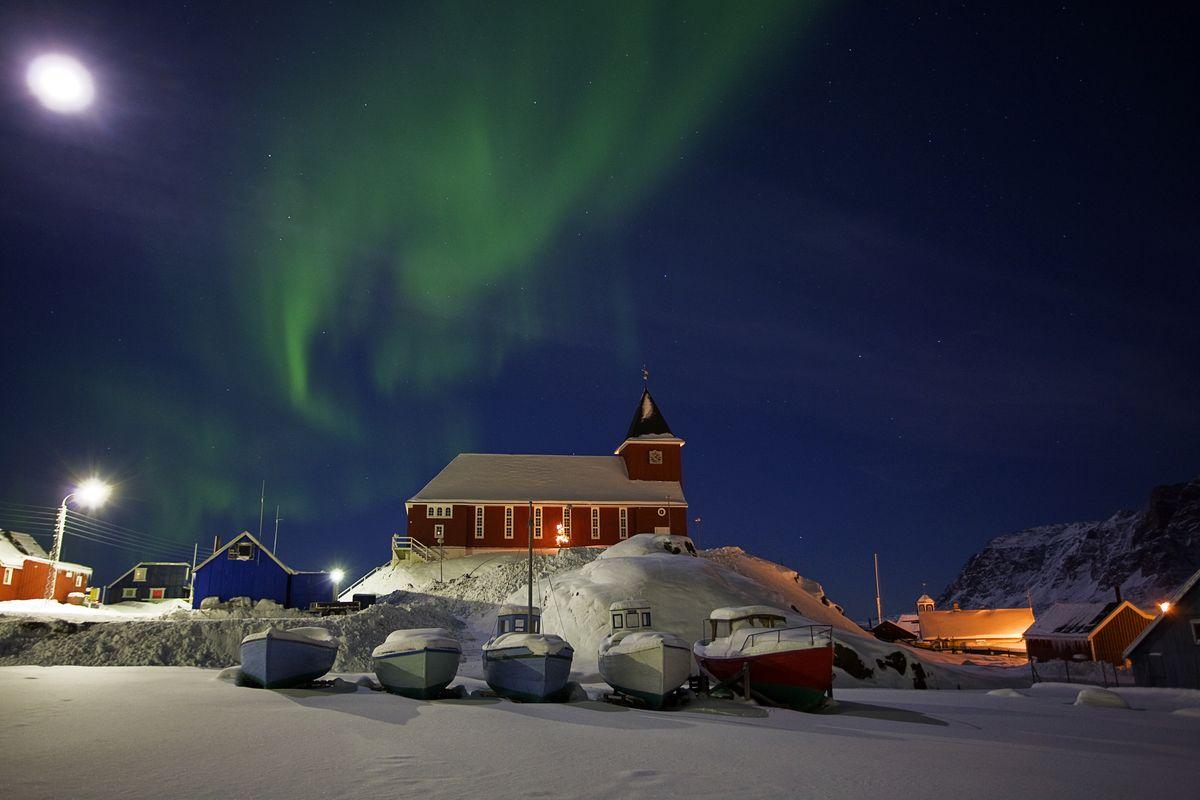 Встречаем белые ночи в Гренландии: как правильно подготовиться к поездке