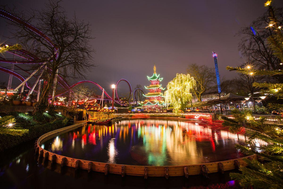 Топ-5 лучших развлекательных европейских парков различной тематики