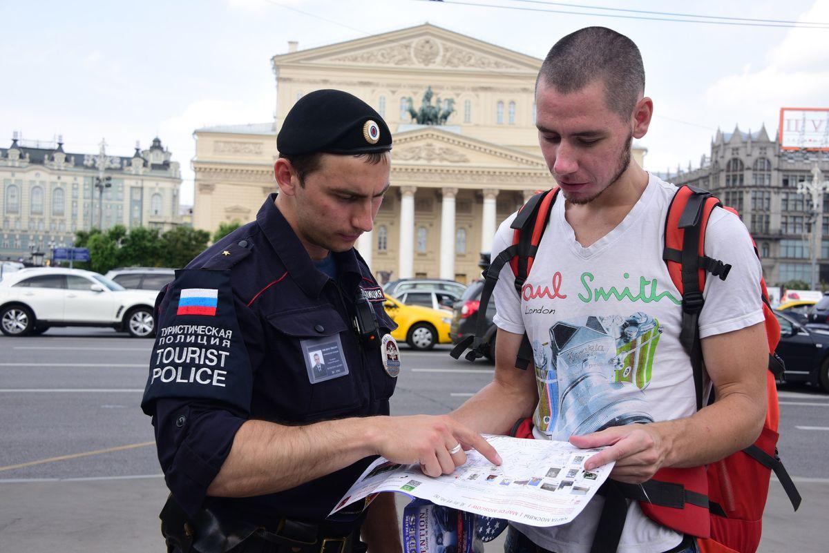 Туристическая полиция Москвы: против кого борется, для чего создана