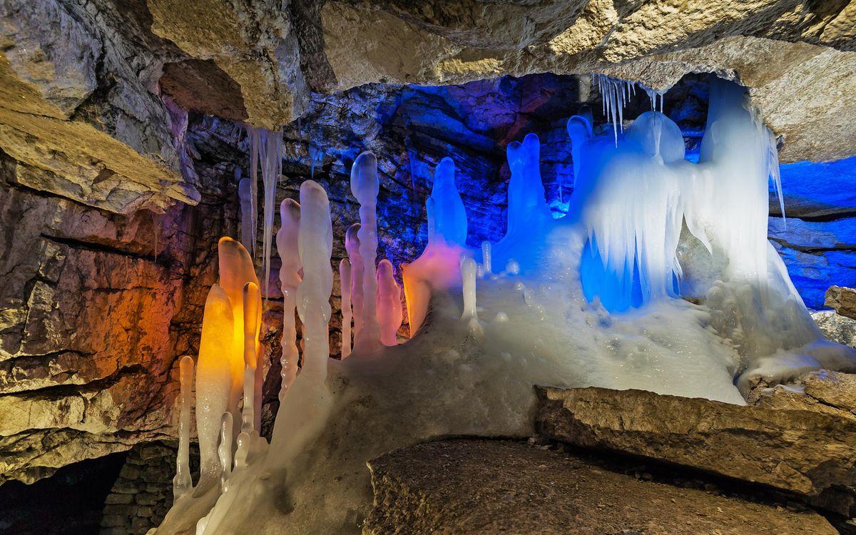 Топ-5 самых красивых пещер, вход в которые разрешен для туристов