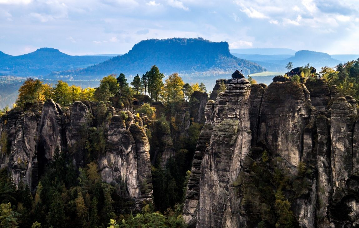 Как попасть в сказку: топ-8 самых удивительных мест на планете
