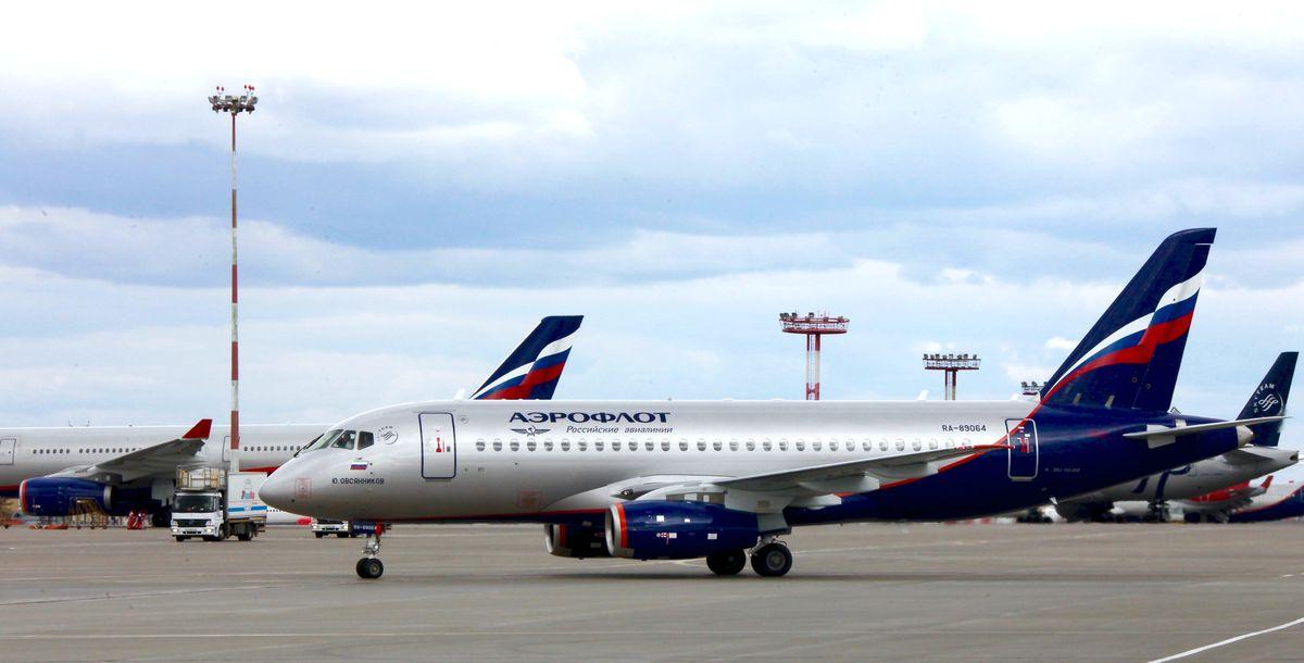 Топ-5 самых популярных российских авиакомпаний в 2019 году