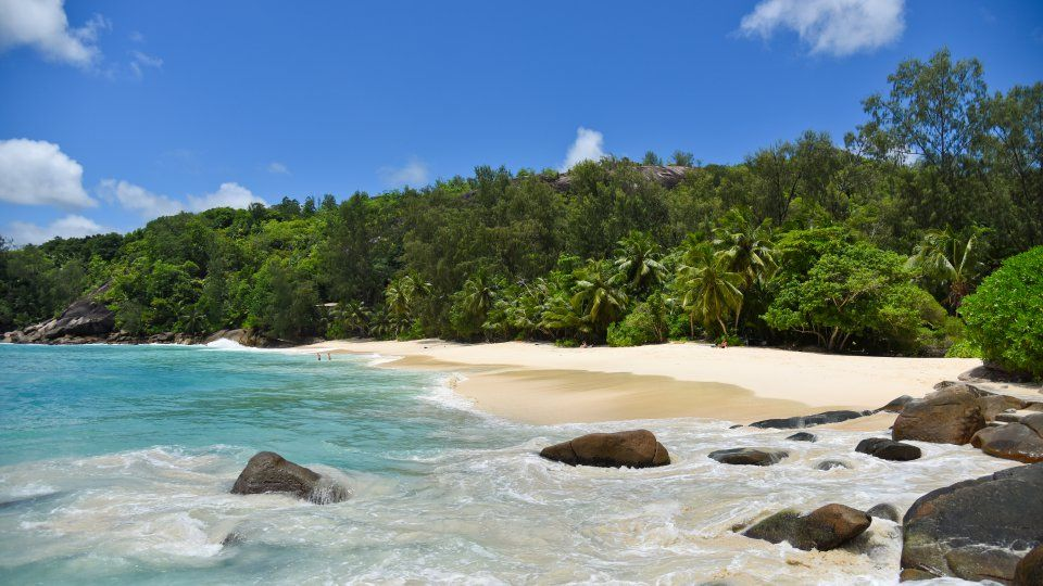 Сердце материка: самые лучшие и красивые пляжи Африки