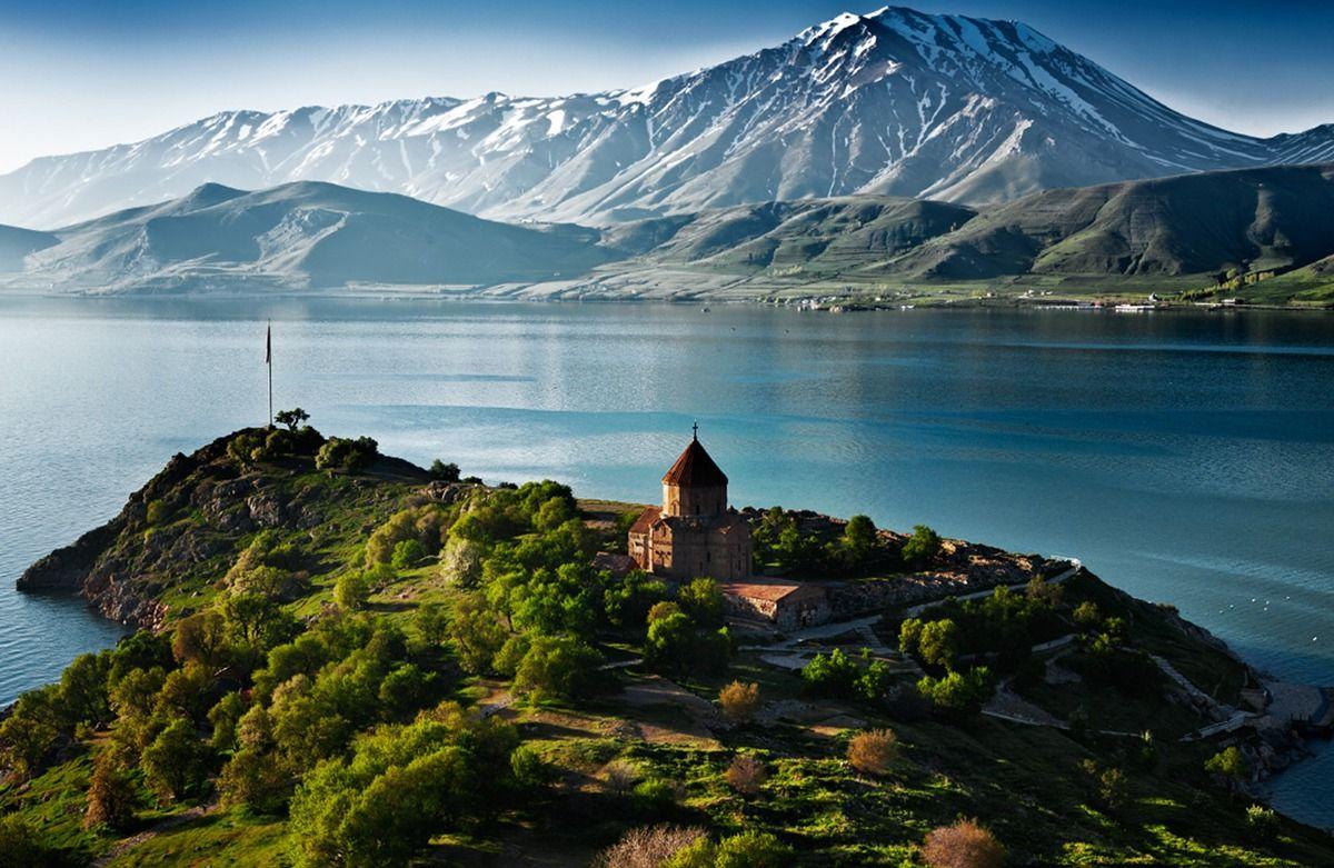 Необычная сторона Турции: топ-10 самых удивительных мест
