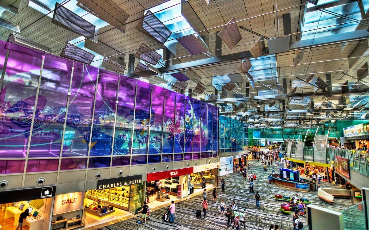 Перелет мечты: топ-7 самых удивительных аэропортов мира