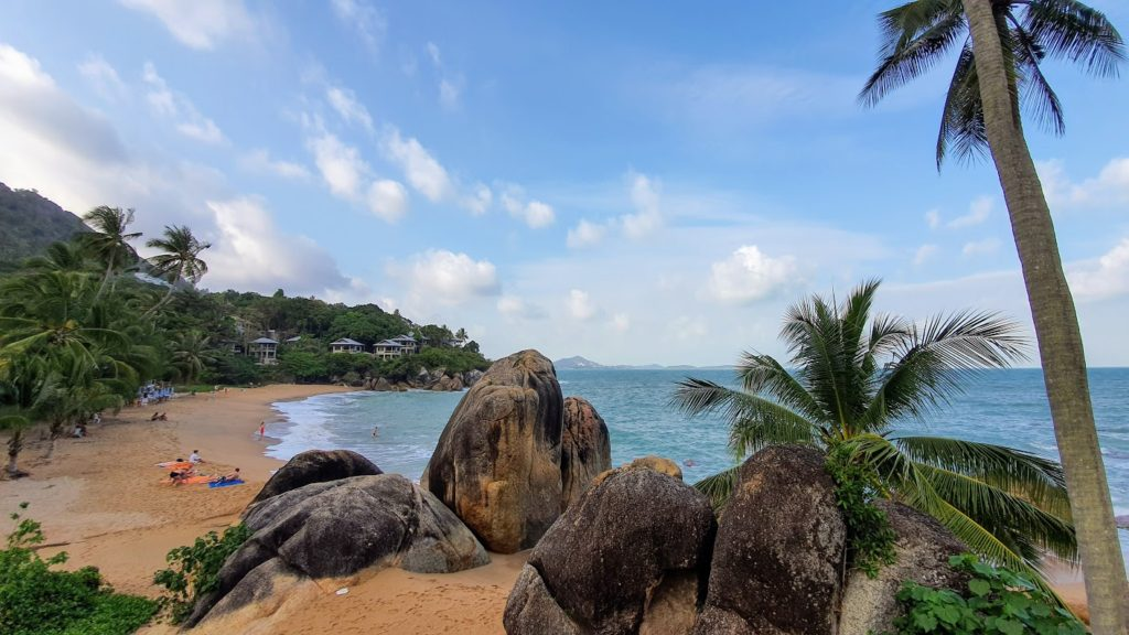 Пляж Самуи Coral Cove