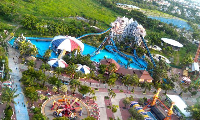 Siam park bangkok