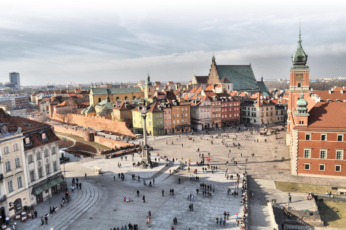 Топ-7 самых интересных мест в Польше для туристов