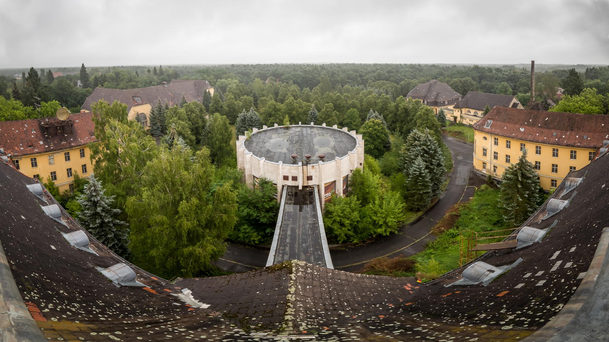 Как заброшенный советский город в Германии превратился в зону отчуждения?