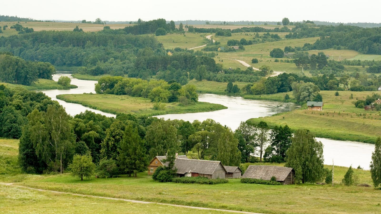 Топ-5 обязательных к посещению достопримечательностей Литвы