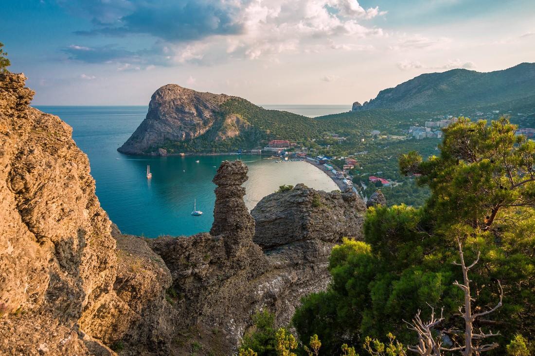 Отдых в Крыму Чем заняться летом Крым Топ 5 развлечений